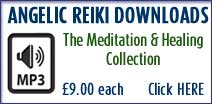Angelic Reiki Healing & Meditation Downloads